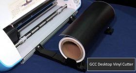GCC Desktop Vinyl Cutter Review
