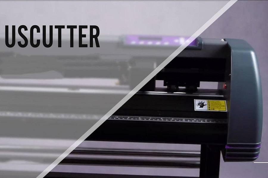 USCutter Vinyl Cutter Bundle Review