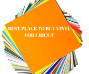 Best place to buy vinyl for Cricut