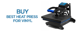 Best Heat Press For Vinyl [Top 12 Reviewed 2021]