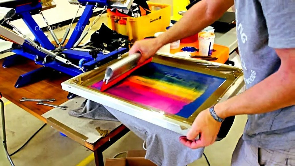 Best Screen Printing Machines