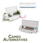 5 Silhouette Cameo Alternatives 【Cheap Cutting Machines 2021】