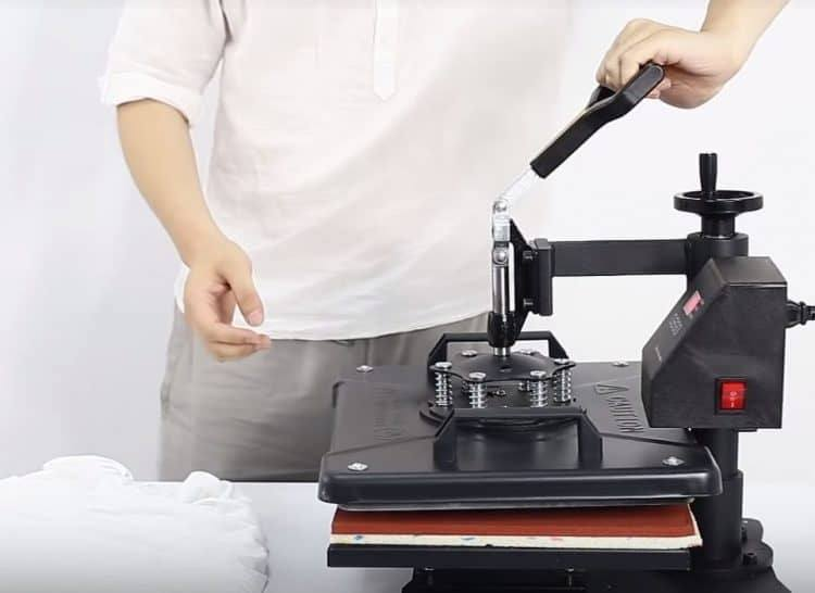 best Swing Away Heat Press